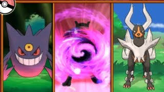 POKEMON X / Y Todas Las MEGA EVOLUCIONES! NEW HD