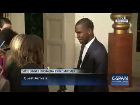 Frank Ocean Interview at the White House (2016)