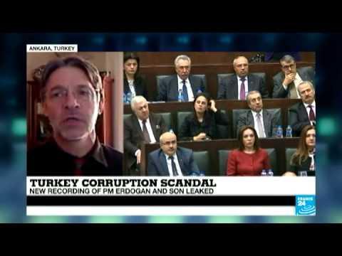 Turkey corruption scandal: Erdogan implicated in second leaked recording
