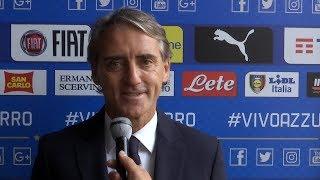 3 domande al nuovo CT Roberto Mancini