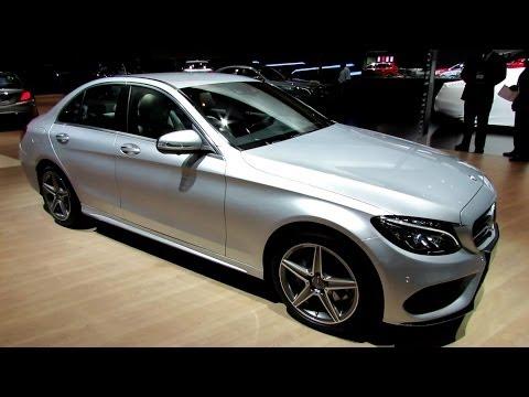 2015 Mercedes-Benz C-Class C200 - Exterior and Interior Walkaround - Debut at 2014 Detroit Auto Show