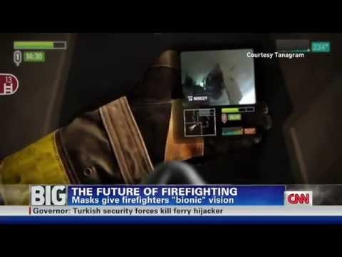 New SCBA technology gives firefighters 'bionic' vision (must see!)