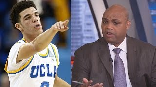 """Charles Barkley Says Lonzo Ball Being Better Than Steph Curry is """"CRAP"""""""