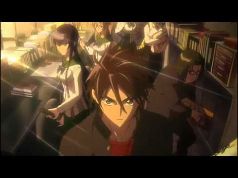High School of the Dead amv,