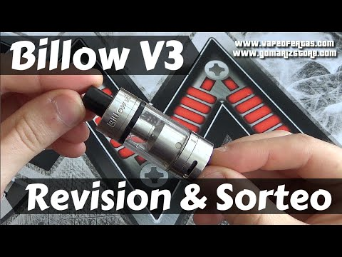 Revision | Ehpro Billow V3 & Sorteo