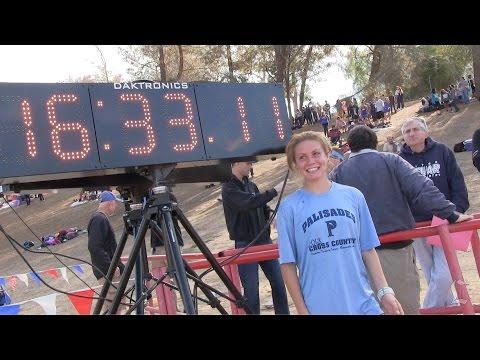 Marissa Williams of Palisades runs record time