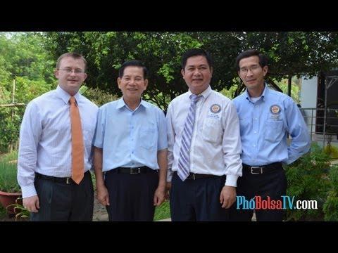 Phỏng vấn nghị viên Hoàng Duy Hùng sau chuyến đi Việt Nam