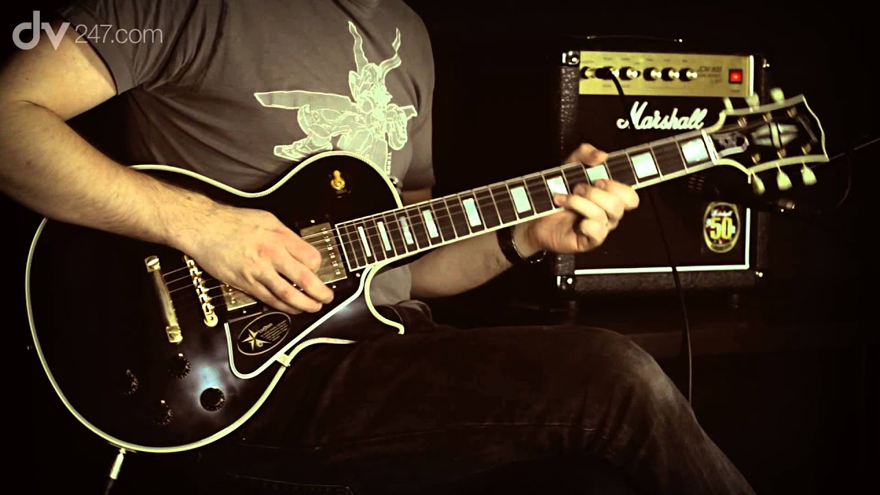 Les Paul Black Beauty Wiring Diagram : Gibson les paul custom pickup vos electric guitar