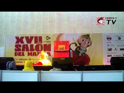 [Otakumunidad] - Concurso Cosplay - XVII Salón Manga Barcelona - La Rosa de Versalles