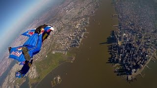 Wingsuits Over New York