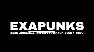 EXAPUNKS Trailer