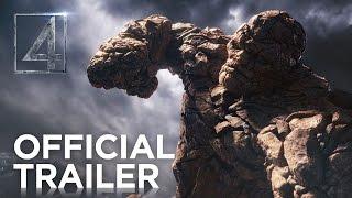 Fantastic Four | Official Trailer HD | 20th Century FOX
