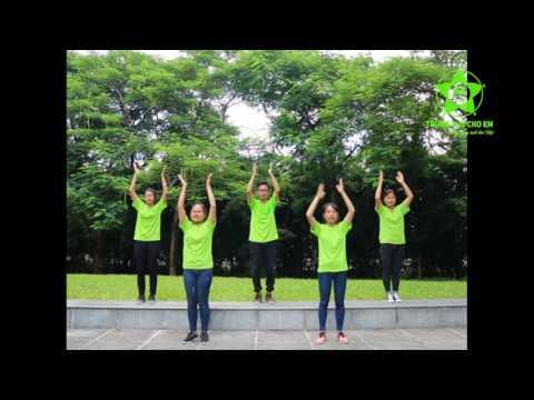 [TTCE 2017] Hướng dẫn bài nhảy Vút bay - bài nhảy chính thức TTCE 2017