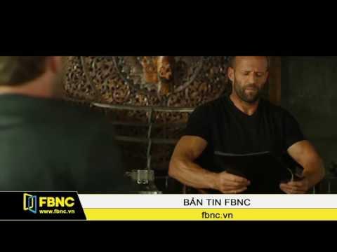 FBNC - Người vận chuyển tái xuất trong phim hành động Mechanic Resurrection
