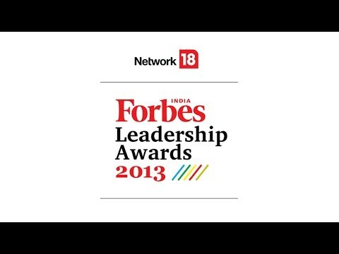Forbes India Leadership Awards 2013