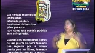 SANIDAD INTERIOR 3 EMOCIONES, HERIDAS Y TEMORES