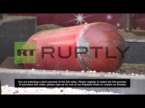 Russia: Rush hour explosion injures 7 outside busy Semenovsky Trade Centre