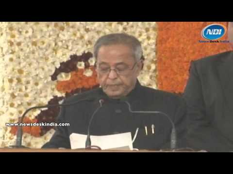 President Pranab Mukherjee asks people to reject intolerance