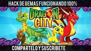 Dragon City Hack De Gemas Enero 2014 Funcionando 100 %