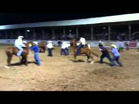 Wild Mare Race Heat 2 (Pecos Rodeo)