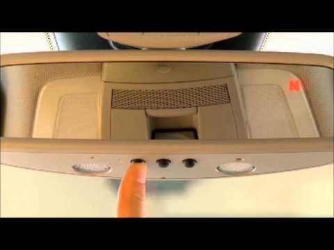 Mercedes benz instructional video using garage door - Mercedes garage door opener programming ...