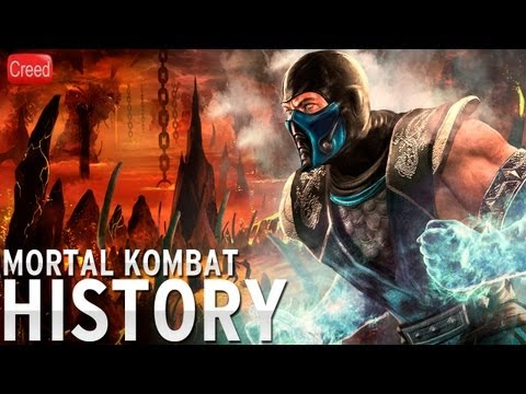 History of - Mortal Kombat (1992-2013)