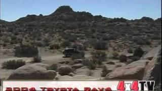 2004 Toyota RAV 4 Test 4x4TV Test Videos