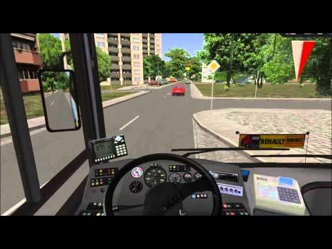 OMSI - Simulador de Ônibus - Projekt_Szczecin