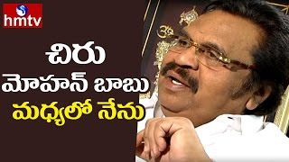 Dasari Narayana Rao Serious on Chiranjeevi and Mohan Babu ..