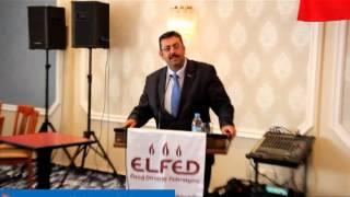 Elazığ Dernekler Federasyonu 1. Olağan Kongresini Yaptı