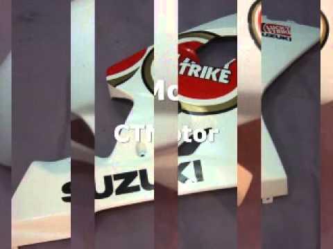 CTMotor 2004-2005 SUZUKI GSXR 600 750 K4 FAIRING 20A
