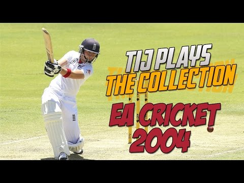TIJ Plays The Collection - Episode 1 - EA Cricket '04