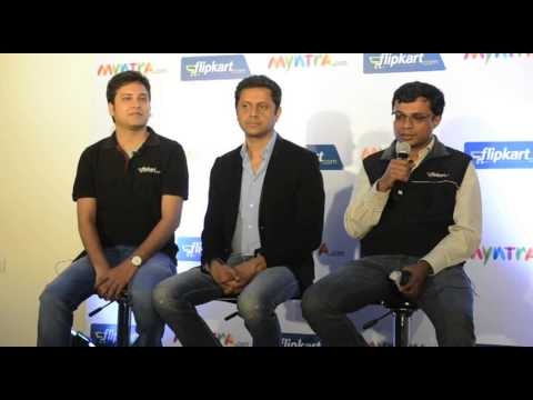 Flipkart's Sachin Bansal: Alibaba is our role model