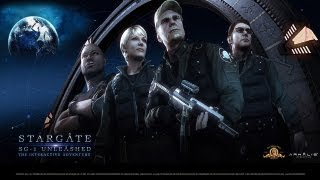 Official Stargate SG-1: Unleashed Ep 1 Launch Trailer