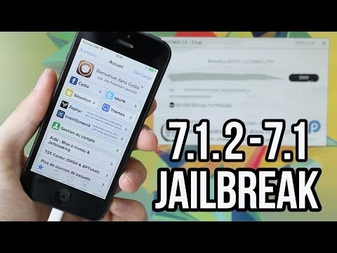 PanGu : iOS 7.1.1 et 7.1 Jailbreak Untethered iPhone 5s, 5c, 5, 4S, 4, iPad 2/3/4/5, iPod touch 5G