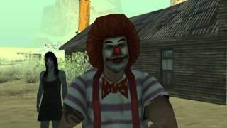 GTA San Andreas I Misteri Dell'Area 51: 6 [6/7] (Il Film