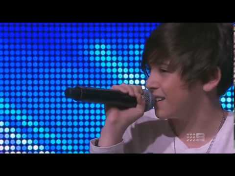 Aydan Calafiore - Schoolboy - Australia's Got Talent 2013 - Audition [FULL]