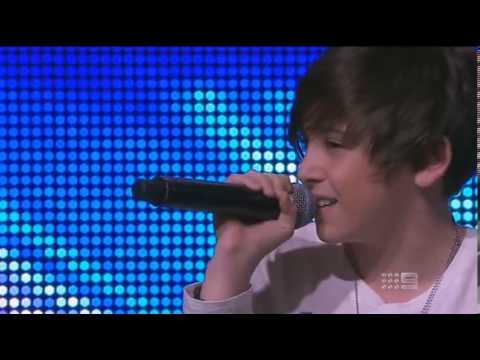 Aydan Calafiore - Schoolboy - Australia's Got Talent 2013 - Audition [FULL]