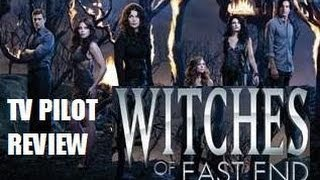 WITCHES OF EAST END ( 2013 ) TV Pilot Episode 1 Review
