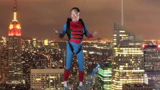George Takei Should Be Spiderman!
