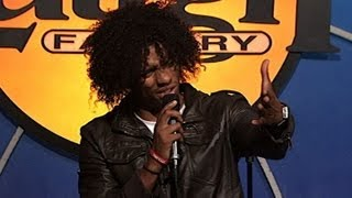 Laugh Factory: Brandon Broady: Mario Bros. (Stand up Comedy)