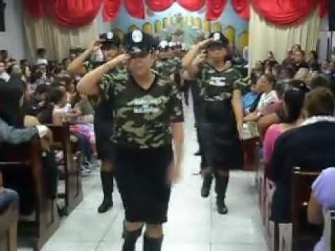 Exército de Mulheres - A mulher que tem fé