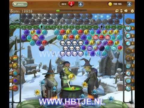 Bubble Witch Saga level 137
