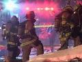 Raw: Blast Destroys House Outside Washington, DC