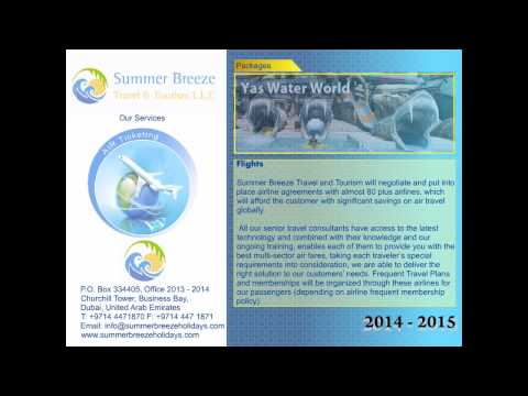 Summer Breeze Travel & Tourism L.L.C - Dubai United Arab Emirates