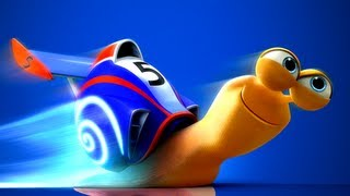 Turbo Trailer #2 Official 2013 Dreamworks Movie [HD]