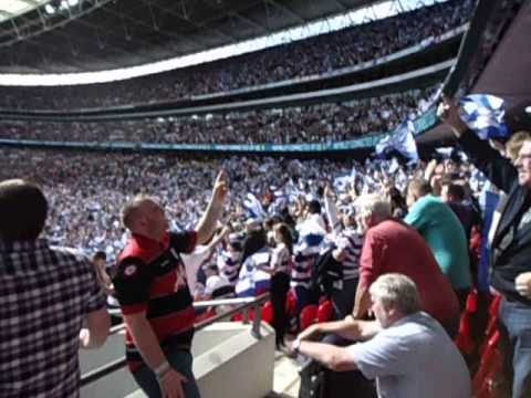 QPR v DERBY play off final