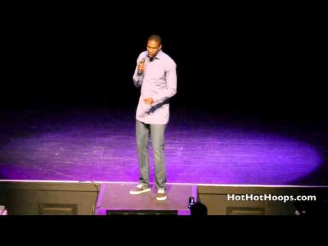 Battioke 2014 - Chris Bosh performs