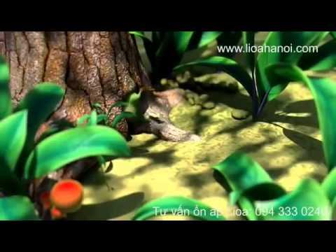 Phim hoạt hình thiếu nhi Vui nhất Việt Nam Rắn và chuột