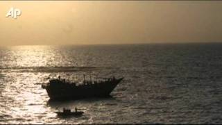 Us Navy Rescues Iranian Boat from Pirates